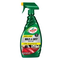 Turtle Wax Quick and Easy 1-Step Wax and Dry Spray Wax, 26 oz
