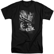 Mgm Army Of Darkness Guy With The Gun Mens Big and Tall Shirt