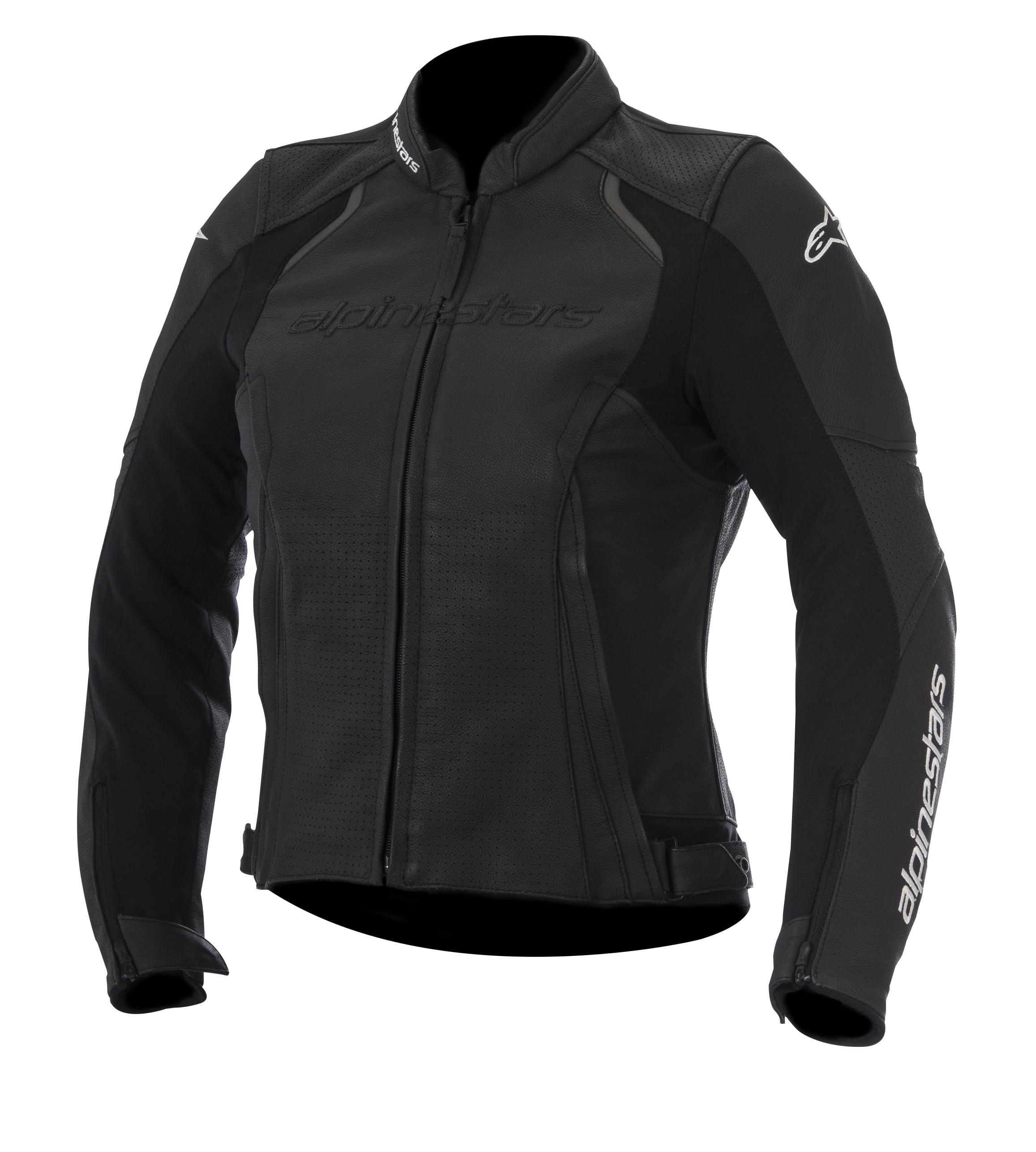 Alpine stars Stella Devon Air Womens Leather Jacket Black