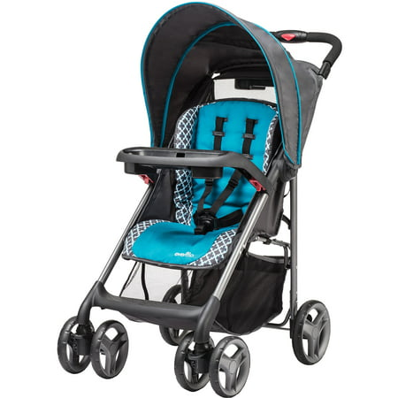 Evenflo JourneyLite Stroller, Monaco