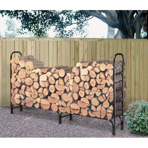 landmann 8u0027 firewood log rack - Firewood Racks