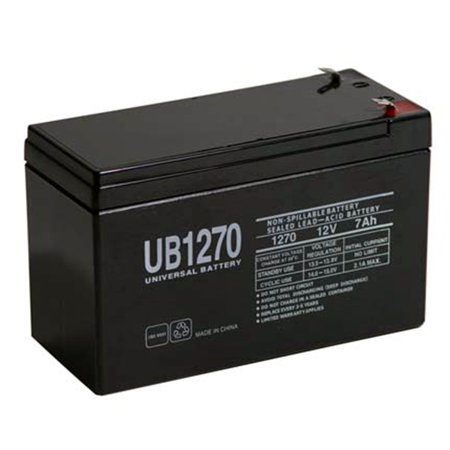 12V 7Ah Replacement for APC Back-UPS 550 BE550G Battery