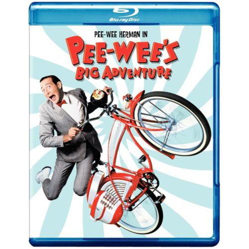 Pee-Wee's Big Adventure (Blu-ray) (Widescreen)