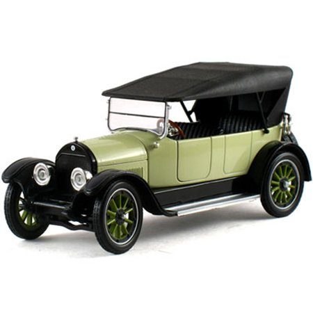 1919 Cadillac Convertible, Light Green - Signature Models 32363 - 1/32 Scale Diecast Model Toy Car