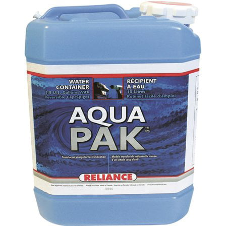 50l Waste Bin - Reliance Aqua-Pak Water Container