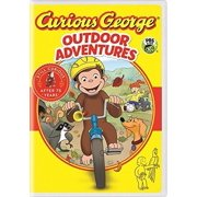 Curious George: Outdoor Adventures by