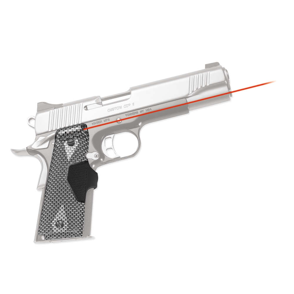 Crimson Trace Laser Sight for 1911 Full Size Pistols