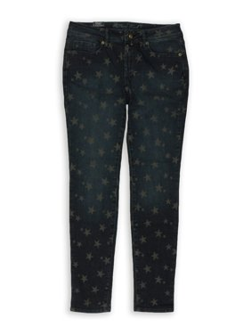 Bullhead Denim Co. Womens Black Skinny Fit Jeans