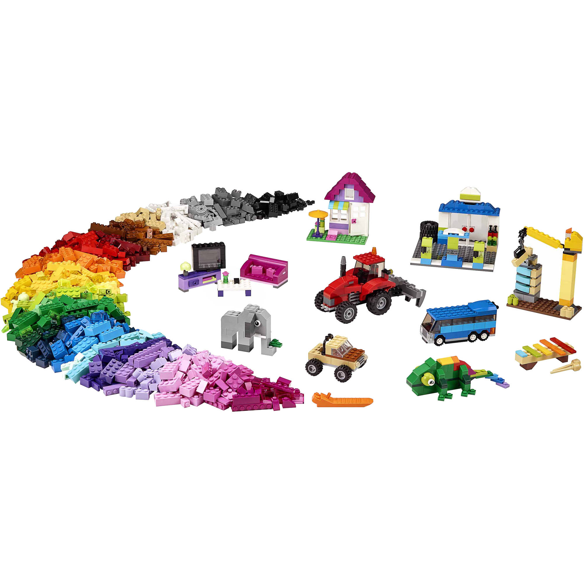LEGO Classic Large Creative Box - Walmart.com