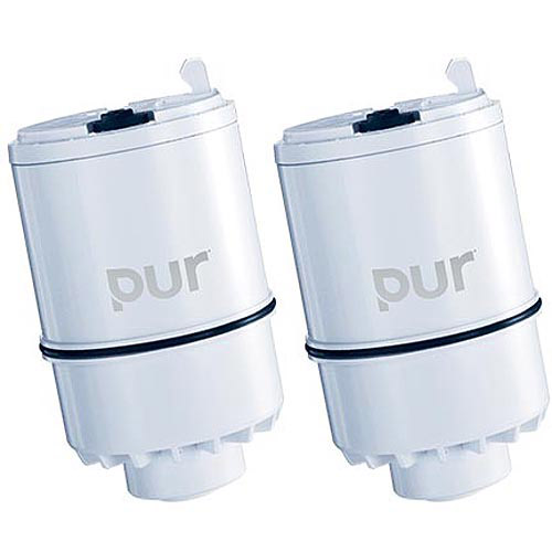 PUR Faucet Mount Replacement Water Filter - Basic 2 Pack RF-3375-2