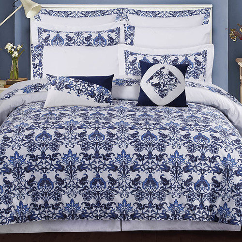 Tribeca Living 5 Piece Catalina Duvet Cover Set