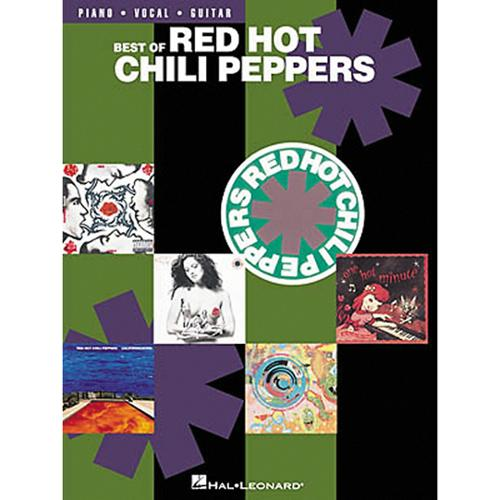 Hal Leonard Best Of Red Hot Chili Peppers