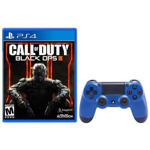 Call of Duty Black Ops III with Sony Dualshock Controller Bundle (PS4) (Save $19)