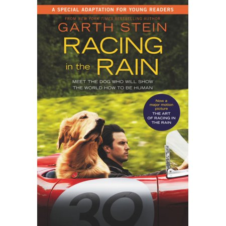 Racing in the Rain Movie Tie-In Edition Soon to be a family friendly major motion picture from Fox 2000 Studios--featuring Milo Ventimiglia, Amanda Seyfried, and Kevin Costner as the voice of Enzo the dog In this paperback young readers' edition of the New York Times bestselling adult novel The Art of Racing in the Rain , with cover art from the movie, meet one funny mutt--Enzo, the lovable dog who tells this story. Enzo knows he is different from other dogs. Most dogs love to chase cars, but Enzo longs to race them. He learns about racing and the world around him by watching TV and by listening to the words of his best friend, Denny, an up-and-coming race car driver, and Denny's daughter, Zo , his constant companion. Enzo finds that life is just like being on the racetrack--it isn't simply about going fast. Applying the rules of racing to his world, Enzo takes on his family's challenges and emerges a hero. In the end, Enzo holds in his heart the dream that Denny will go on to be a racing champion with his daughter by his si...