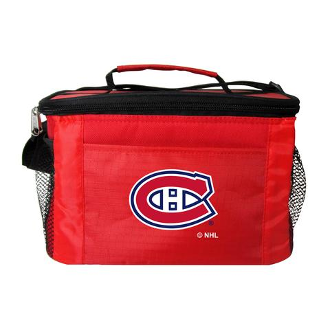 NHL Montreal Canadiens 6 Can Cooler Bag