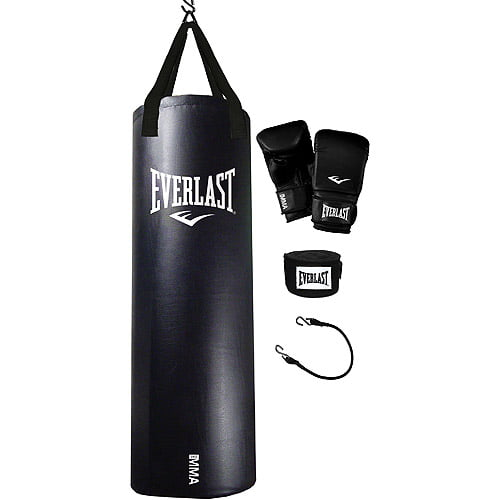 Everlast MMA Heavy Bag Training Kit by