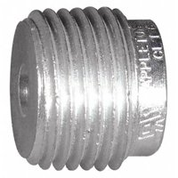 APPLETON ELECTRIC RB100-75A Reducing Bushing,Haz,Alum,1 to 3/4In