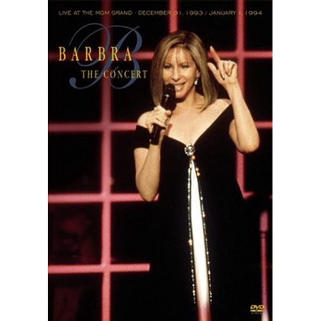 Barbra Streisand: Live at the MGM Grand (DVD)