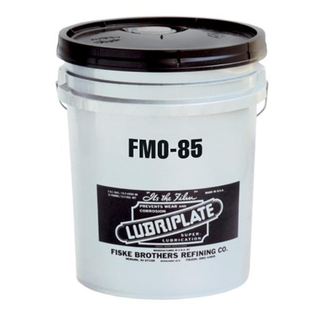 Lubriplate 293-L0740-060 Direct Contact USP White Mineral Oil, 5 Gallon Pail