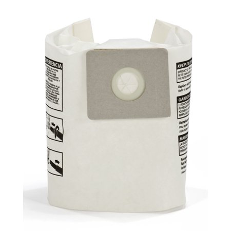 Shop-Vac type A collection bag 3Pk 90667