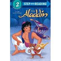 Aladdin Deluxe Step Into Reading (Disney Aladdin) (Paperback)