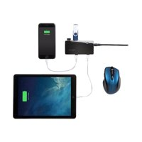 Kensington K33980AM USB 3.0 7-Port Hub with Charging