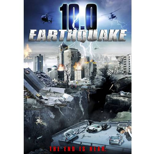 10.0 Earthquake (Walmart Exclusive) (DVD) by