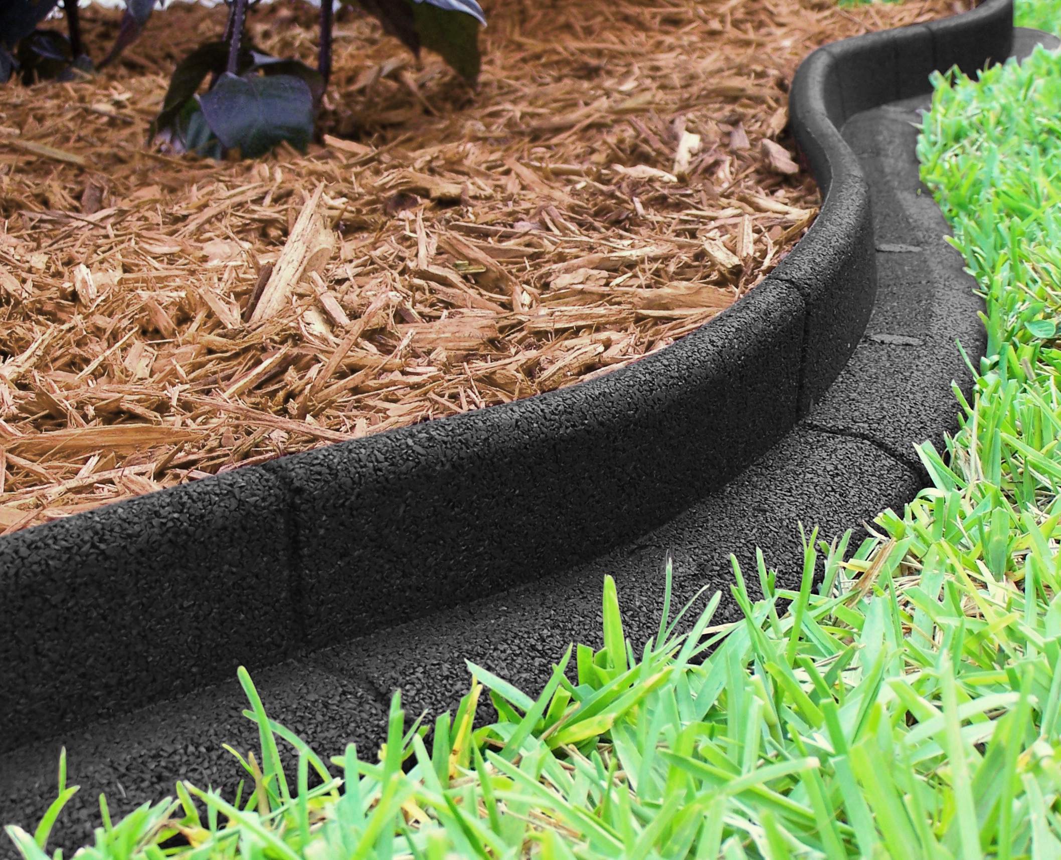 4 Pc Outdoor Flexible Lattice Weatherproof Plastic Garden Edging Border,  Fence Can Be Curved To Fit The Contour Of Any Path By LATTICE FENCE    Walmart.com