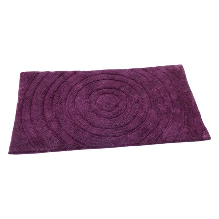 Elegance Collection Rugs - Elegance Collection Echo Bath Rug