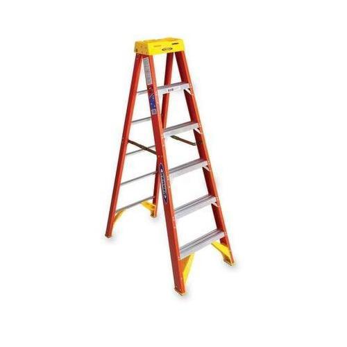 Werner 6200 Series Single Sided Step Ladder Wer6206