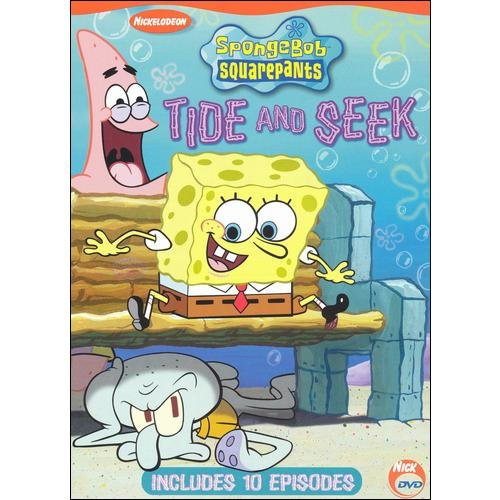 SpongeBob SquarePants: Tide And Seek (Full Frame)