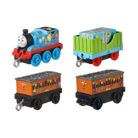 Thomas & Friends TrackMaster Celebration Time