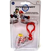 Super Mario Mario Kart Wii Princess Keychain [Motorcycle]