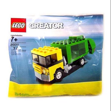 LEGO Creator Garbage Truck Exclusive Mini Set #20011 [Bagged]
