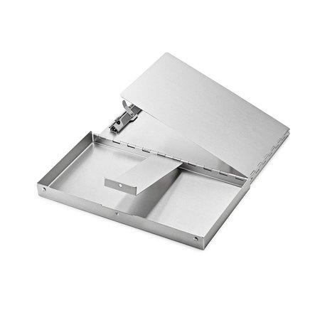 AdirOffice 694-05, Aluminum Form Storage Clipboards - 9.25
