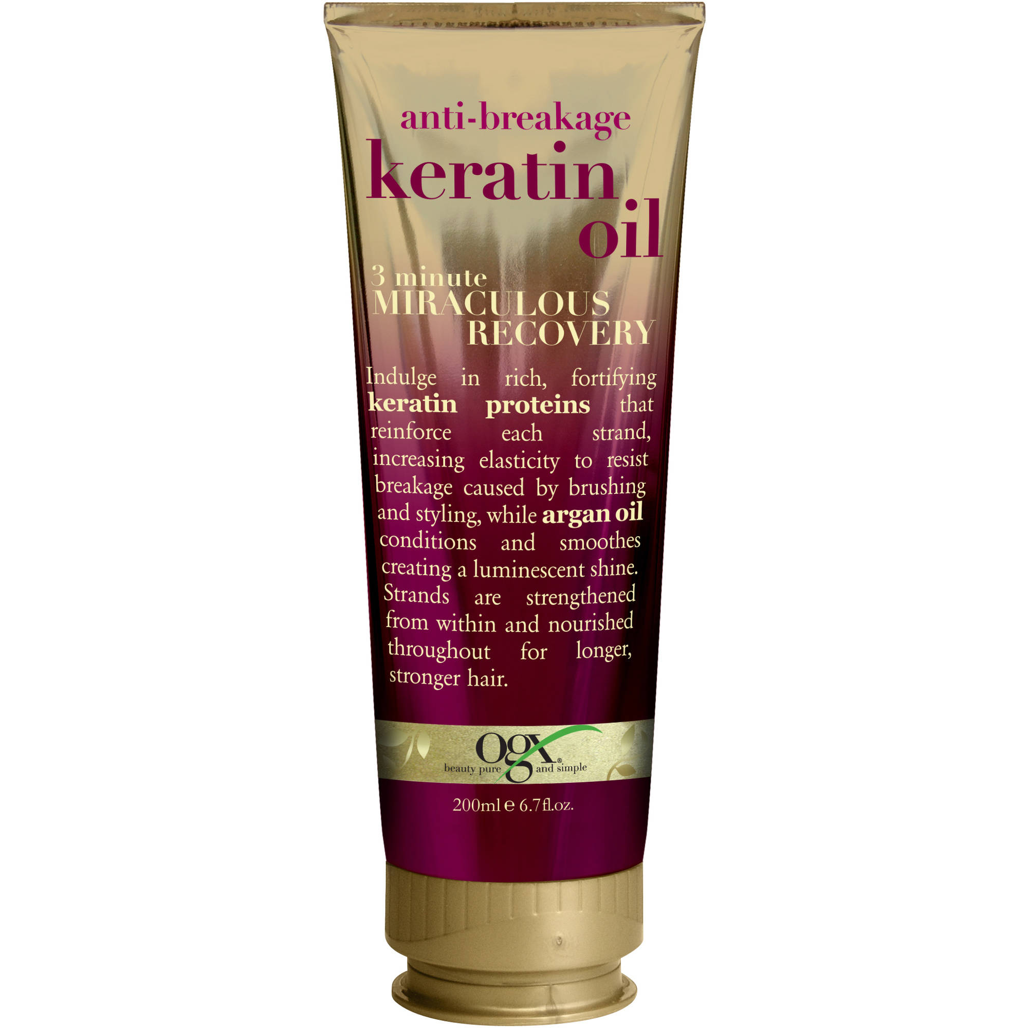 OGX Keratin Oil, 6.7 fl oz
