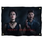 Penny Dreadful Chandler And Ives Wall Tapestry White 26X36
