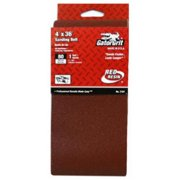 3191 4 x 36-In. 80-Grit Bi-Directional Sanding Belt