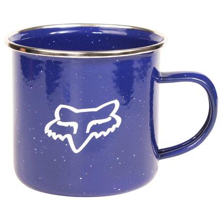 "Fox Racing Camping 3"" Tall Tin Cup - Blue"