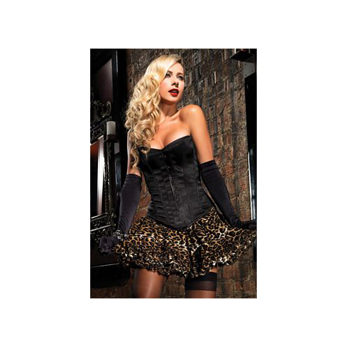Leg Avenue Plus Size Petticoat Adult Halloween Costume