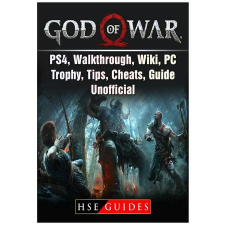 God of War Game, Ps4, Walkthrough, Wiki, Pc, Trophy, Tips, Cheats, Guide Unofficial - Haunted Halloween Game Walkthrough
