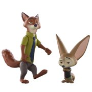 Zootopia Nick and Finnick Small figure