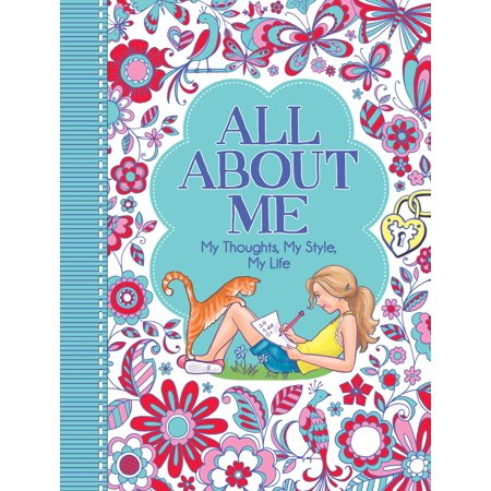 All About Me : My Thoughts, My Style, My Life (The Language And Thought Of The Child)