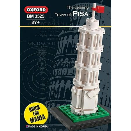 Mini Leaning Tower of Pisa Blocks