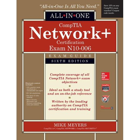Comptia Network  All In One Exam Guide  Exam N10 006
