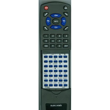 Replacement Remote for Jensen PSVCAWM965, AWM965, MP5000, AWM960, PSVCAWM960, MEDIA PRO