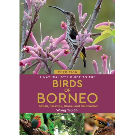 A Naturalist's Guide to the Birds of - Borneo Scorpion