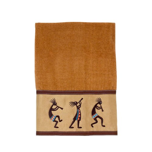 Avanti Kokopelli Bath Towel by Avanti Linens Inc