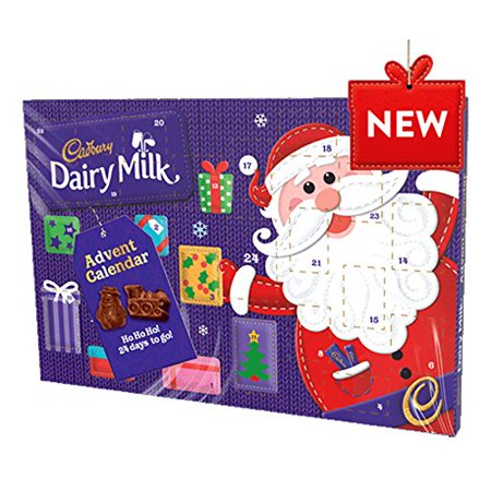 Cadbury dairy milk advent calendar large 200g Where to buy cheese advent calendar