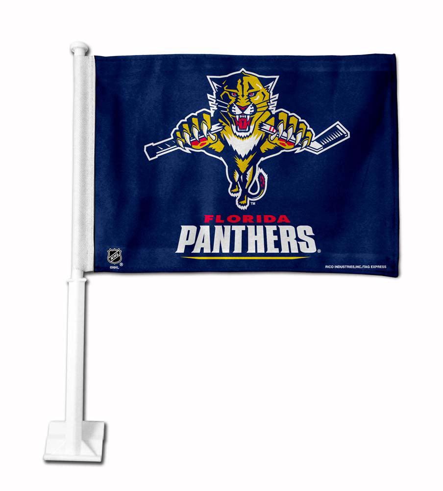 Florida Panthers Car Flag